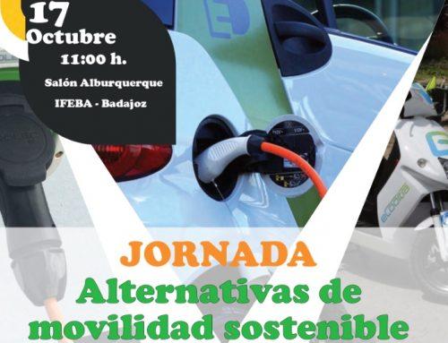 JORNADA «ALTERNATIVAS DE MOVILIDAD SOSTENIBLE» ENMARCADA EN EL SALÓN DEL AUTOMÓVIL