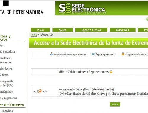 DISPONIBLE TRAMITACIÓN TELEMÁTICA MODELO DE COMUNICACIÓN P5625