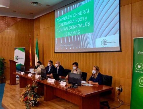 Asamblea general ASPREMETAL 2021