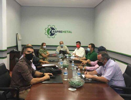 Reunión Junta Directiva ASPREMETAL
